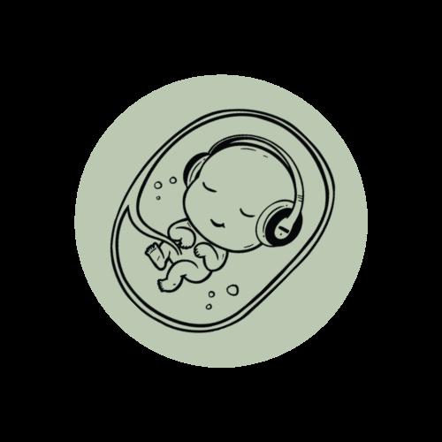 HypnoBaby barn hypnose logo