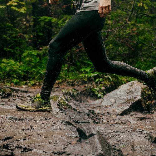 Løbende mand